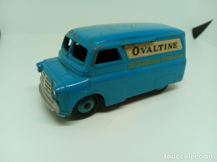 DINKY TOYS BEDFORD VAN OVALTINE (Juguetes - Coches a Escala 1:43 Dinky Toys)