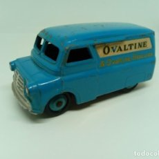 Coches a escala: DINKY TOYS BEDFORD VAN OVALTINE. Lote 206245612