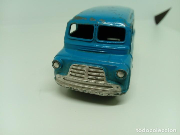 Coches a escala: DINKY TOYS BEDFORD VAN OVALTINE - Foto 2 - 206245612