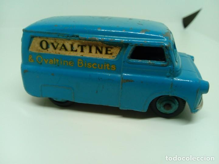 Coches a escala: DINKY TOYS BEDFORD VAN OVALTINE - Foto 3 - 206245612