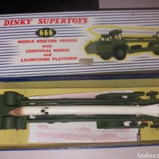 Coches a escala: DINKY TOYS SUPERTOYS. Lote 207247316
