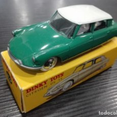 Auto in scala: DINKY TOYS 24 CP ATLAS - CITROEN DS 19. Lote 207421905