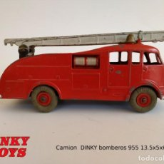 Coches a escala: COMMER BOMBEROS DINKY TOYS Nº 955. Lote 209349060