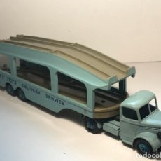 Coches a escala: DINKY TOYS PULLMORE CAR TRANSPORT 582 BEDFORD MECCANO,LTD. Lote 210237212