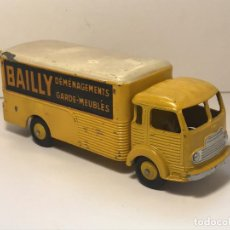 Coches a escala: DINKY TOYS SIMCA CARGO GUY BAILLY MADE IN FRANCE MECCANO,LTD 33. Lote 210239752