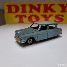 Coches a escala: DINKY TOYS ORIGINAL CITROEN 3CV MECCANO!. Lote 215689032