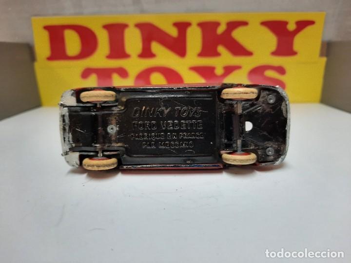Coches a escala: DINKY TOYS ORIGINAL FORD VEDETTE MECCANO! - Foto 5 - 215689540