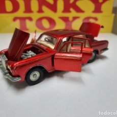 Coches a escala: DINKY TOYS ROLLS ROYCE SILVER SHADOW MECANO!!. Lote 215705355