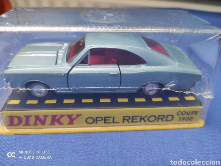 DINKY TOYS ATLAS OPEL REKORD 1900 COUPÉ , 1/43, REEDICIÓN. NUEVO Y EN CAJA (Juguetes - Coches a Escala 1:43 Dinky Toys)