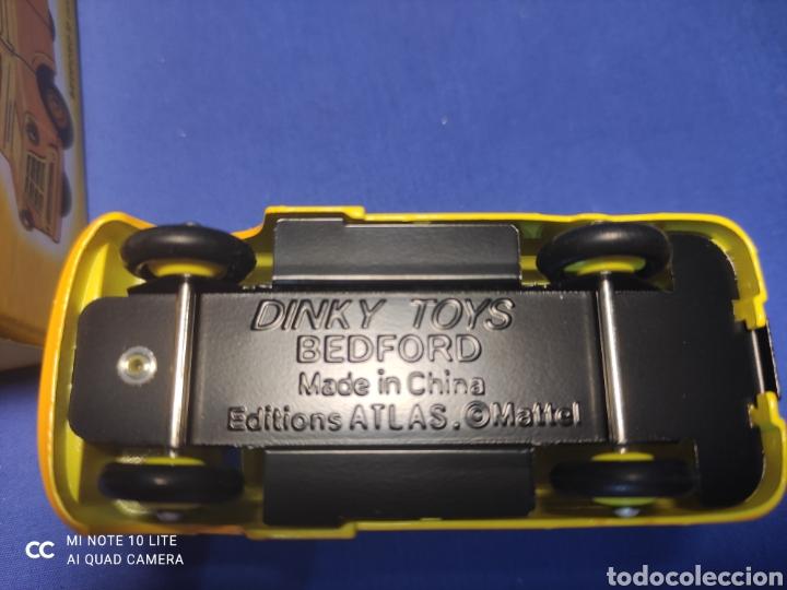 Coches a escala: DINKY TOYS ATLAS BEDFORD VAN DINKY TOYS 1/43, REEDICIÓN. NUEVO Y EN CAJA - Foto 4 - 218833363