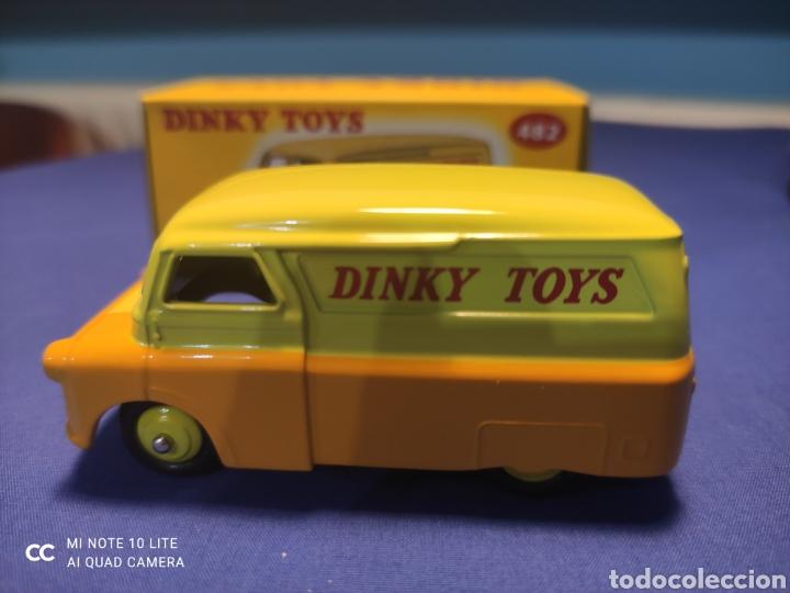 DINKY TOYS ATLAS BEDFORD VAN DINKY TOYS 1/43, REEDICIÓN. NUEVO Y EN CAJA (Juguetes - Coches a Escala 1:43 Dinky Toys)