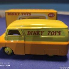Coches a escala: DINKY TOYS ATLAS BEDFORD VAN DINKY TOYS 1/43, REEDICIÓN. NUEVO Y EN CAJA. Lote 218833363