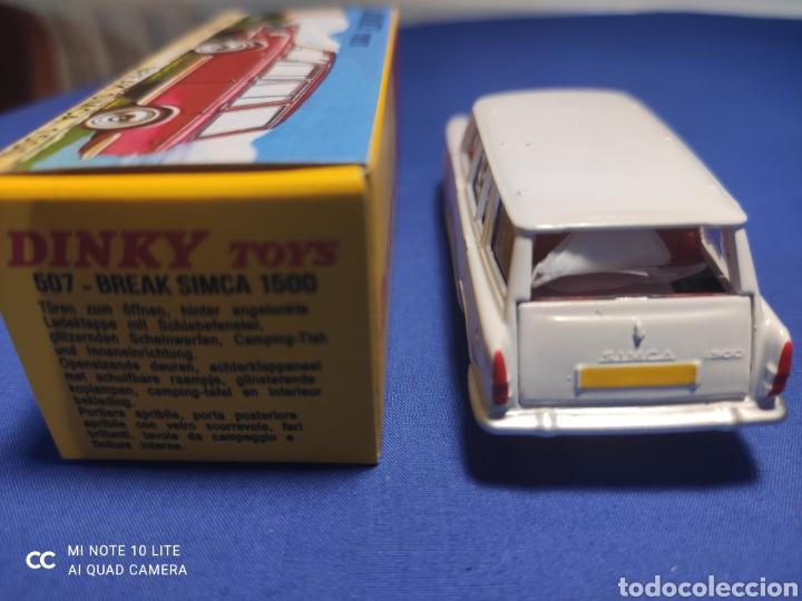 Coches a escala: DINKY TOYS ATLAS SIMCA 1500 BREAK 1/43, REEDICIÓN. NUEVO Y EN CAJA - Foto 4 - 218833848