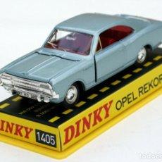 Carros em escala: DINKY OPEL REKORD COUPE 1900 REF 1504 - COCHE NUEVO Y PRECINTADO 1/43. Lote 220735431