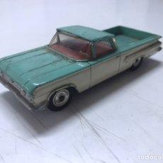Carros em escala: COCHE CHEVROLET EL CAMINO / DINKY TOYS MECCANO LTD REF 449. Lote 220925102