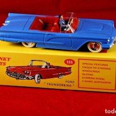 Carros em escala: DINKY FORD THUNDERBIRD 555 NUEVO Y PRECINTADO. Lote 221114293
