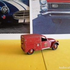 Coches a escala: DINKY TOYS CITROEN 2 CV MADE IN FRANCE MECCANO Nº 250. Lote 221265008