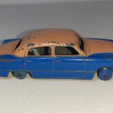 Coches a escala: DINKY TOYS Nº 170 : ANTIGUO COCHE FORD FORDOR SEDAN AÑO 1956 MECCANO LTD. Lote 221946021