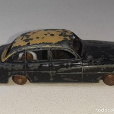 Coches a escala: DINKY TOYS Nº 24 X : ANTIGUO COCHE FORD VEDETTE TAXI AÑOS 50 MECCANO LTD MADE IN FRANCE. Lote 221947242