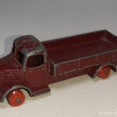 Coches a escala: DINKY TOYS Nº 30 J : ANTIGUO CAMION AUSTIN VOLQUETE AÑO 1955 MECCANO LTD MADE IN ENGLAND. Lote 221947728
