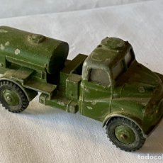 Coches a escala: ARMY WATER TANKER 643 (DINKY TOYS). Lote 222447141