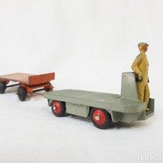 Coches a escala: B.E.V. TRUCK DE DINKY. 1950.. Lote 222511507