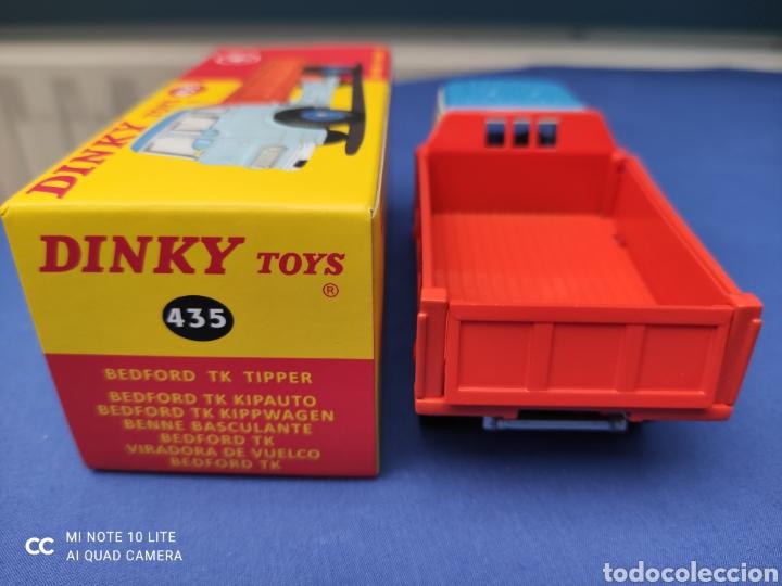 Coches a escala: DINKY TOYS ATLAS BEDFORD TK TIPPER , REEDICIÓN. NUEVO Y EN CAJA - Foto 4 - 249497570