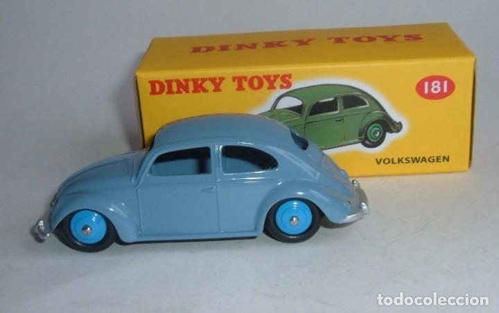DINKY TOYS 181 VOLKSWAGEN NUEVO EN CAJA (Juguetes - Coches a Escala 1:43 Dinky Toys)