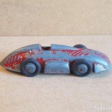 Coches a escala: COCHE DE CARRERAS TIPO DINKY, TIMPO TOYS. 1947.. Lote 227156725