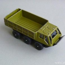 Coches a escala: DINKY CAMION MILITAR INGLES Nº 682 STALWART AMPHIBIAN, AÑO 1972/78.. Lote 233534275