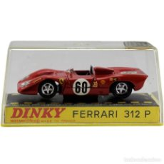 Coches a escala: FERRARI 312 P. DINKY TOYS-MECANO 1970. Lote 246105000