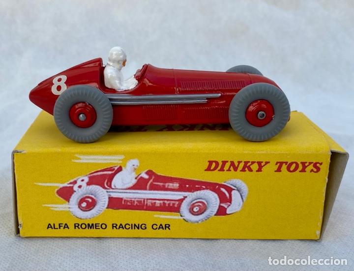 Coches a escala: DINKY. Alfa Romeo Dinky Toys antiguo - Foto 2 - 267286579