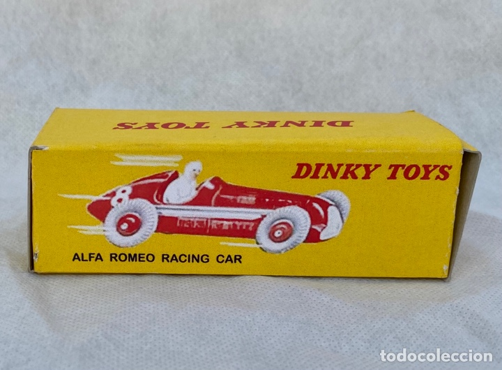 Coches a escala: DINKY. Alfa Romeo Dinky Toys antiguo - Foto 4 - 267286579