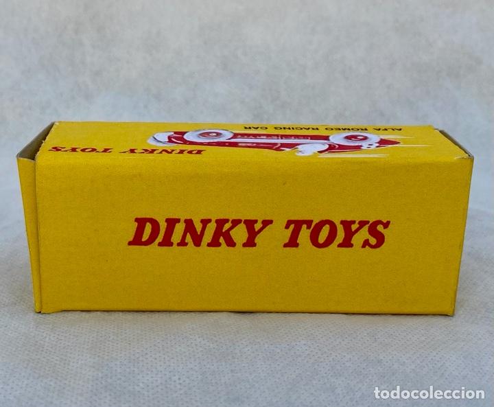 Coches a escala: DINKY. Alfa Romeo Dinky Toys antiguo - Foto 5 - 267286579