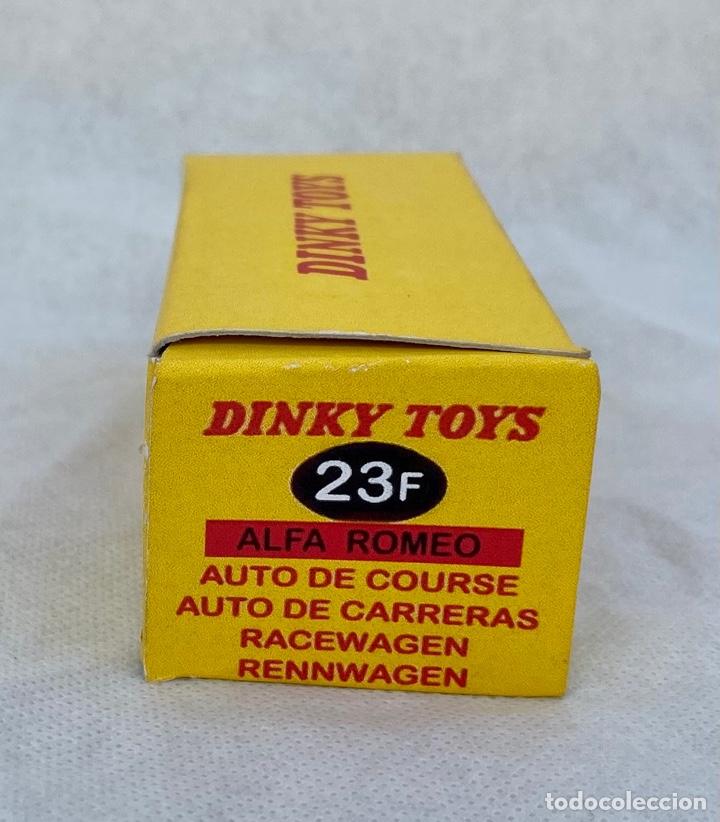Coches a escala: DINKY. Alfa Romeo Dinky Toys antiguo - Foto 6 - 267286579
