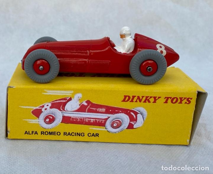 Coches a escala: DINKY. Alfa Romeo Dinky Toys antiguo - Foto 8 - 267286579