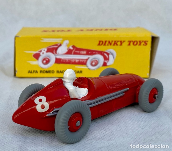 Coches a escala: DINKY. Alfa Romeo Dinky Toys antiguo - Foto 11 - 267286579