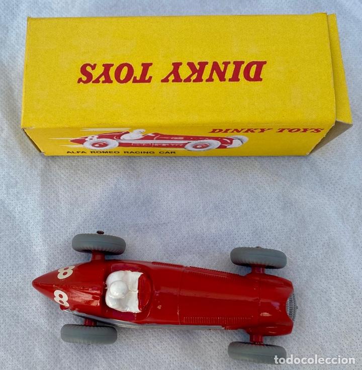 Coches a escala: DINKY. Alfa Romeo Dinky Toys antiguo - Foto 13 - 267286579