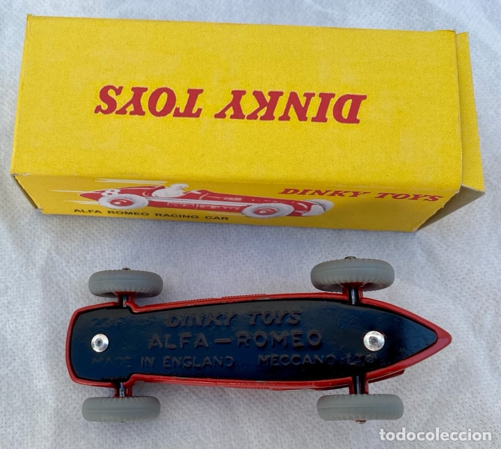 Coches a escala: DINKY. Alfa Romeo Dinky Toys antiguo - Foto 14 - 267286579