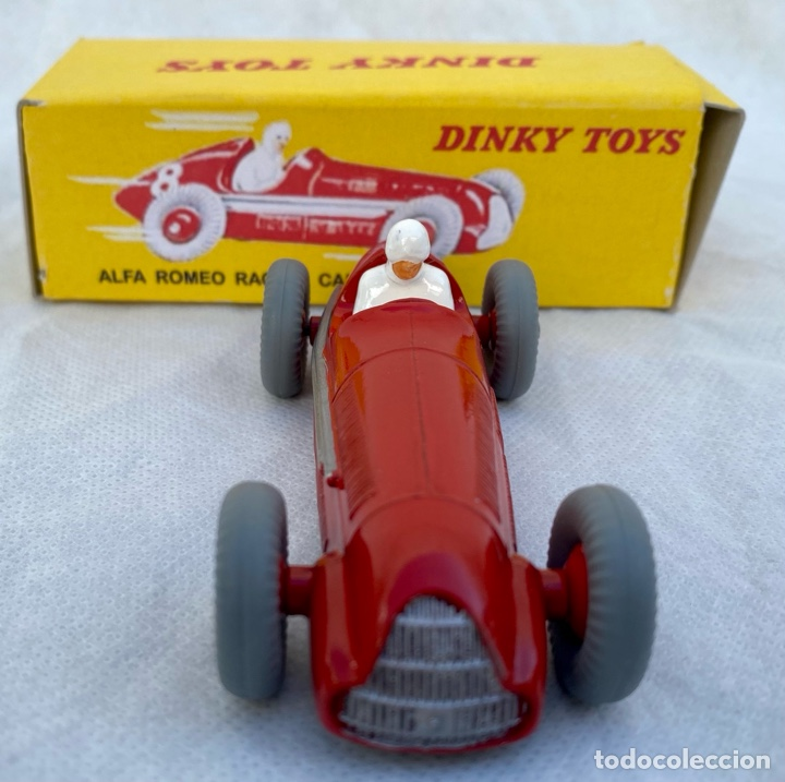 Coches a escala: DINKY. Alfa Romeo Dinky Toys antiguo - Foto 16 - 267286579