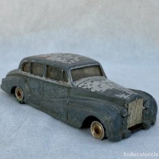 Coches a escala: DINKY. ROLLS ROYCE SILVER WRAITH 150 DINKY TOYS MECCANO. Lote 269749823