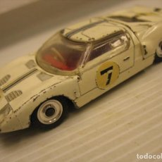 Coches a escala: DINKY TOYS FORD GT. Lote 277469203