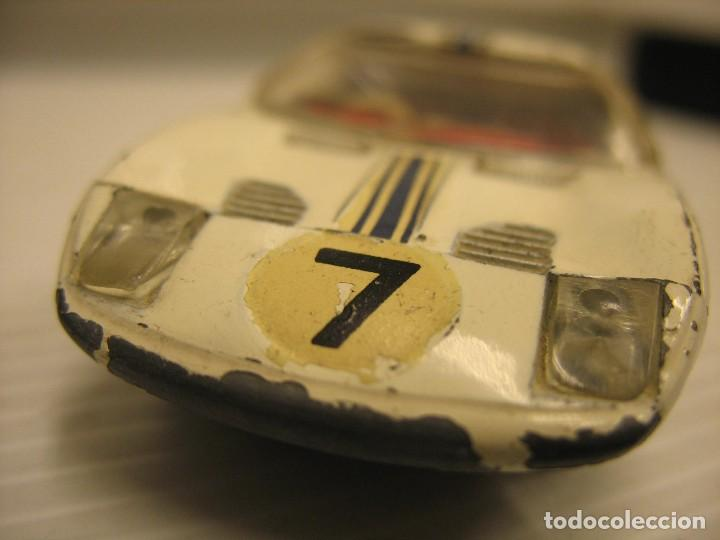 Coches a escala: dinky toys ford gt - Foto 5 - 277469203