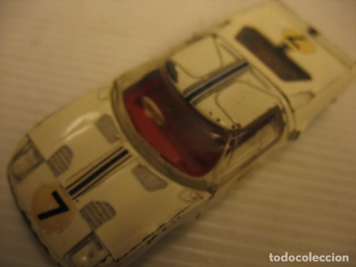 Coches a escala: dinky toys ford gt - Foto 6 - 277469203