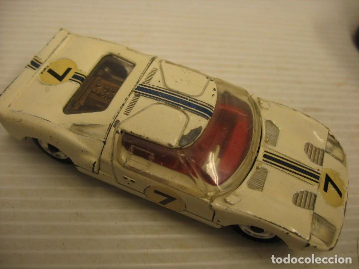 Coches a escala: dinky toys ford gt - Foto 8 - 277469203