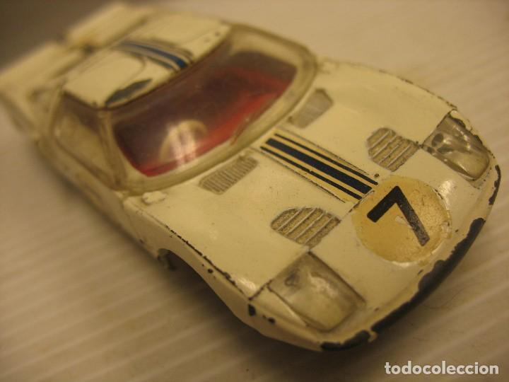 Coches a escala: dinky toys ford gt - Foto 11 - 277469203