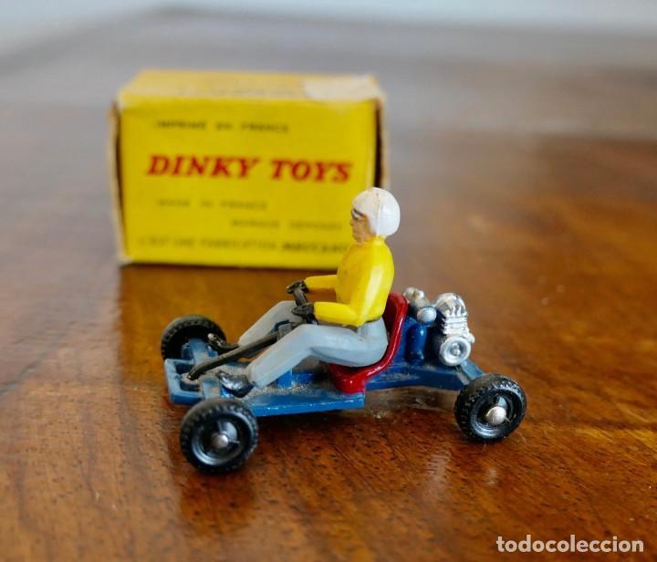 Coches a escala: Dinky Toys-France - Scale 1/43 - Lesko Kart - Nº 512 - AÑOS 60- CAJA ORIGINAL - Foto 2 - 278213218