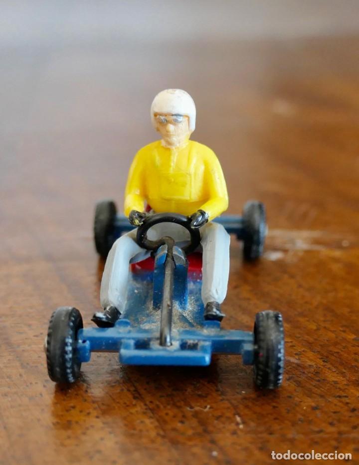 Coches a escala: Dinky Toys-France - Scale 1/43 - Lesko Kart - Nº 512 - AÑOS 60- CAJA ORIGINAL - Foto 3 - 278213218