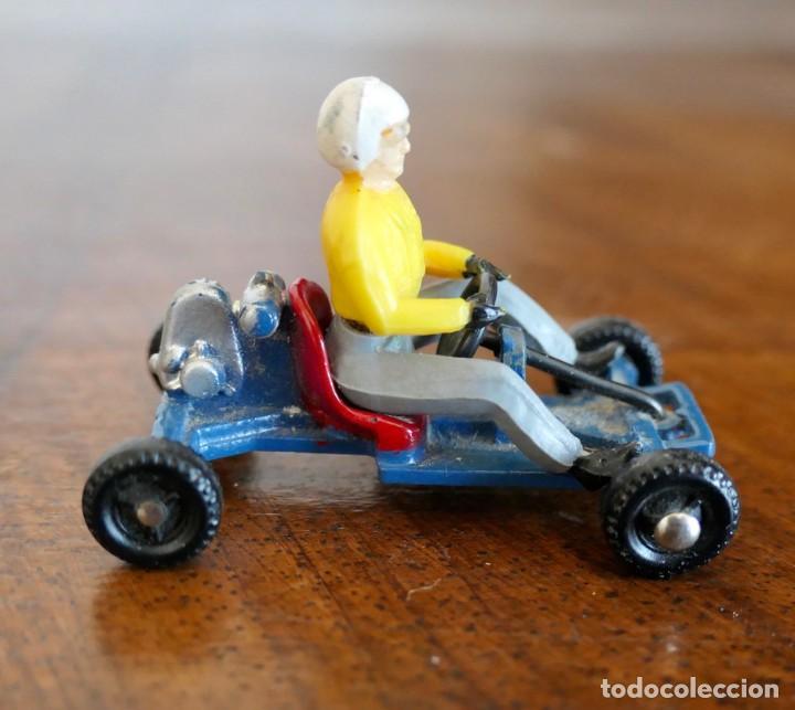 Coches a escala: Dinky Toys-France - Scale 1/43 - Lesko Kart - Nº 512 - AÑOS 60- CAJA ORIGINAL - Foto 4 - 278213218