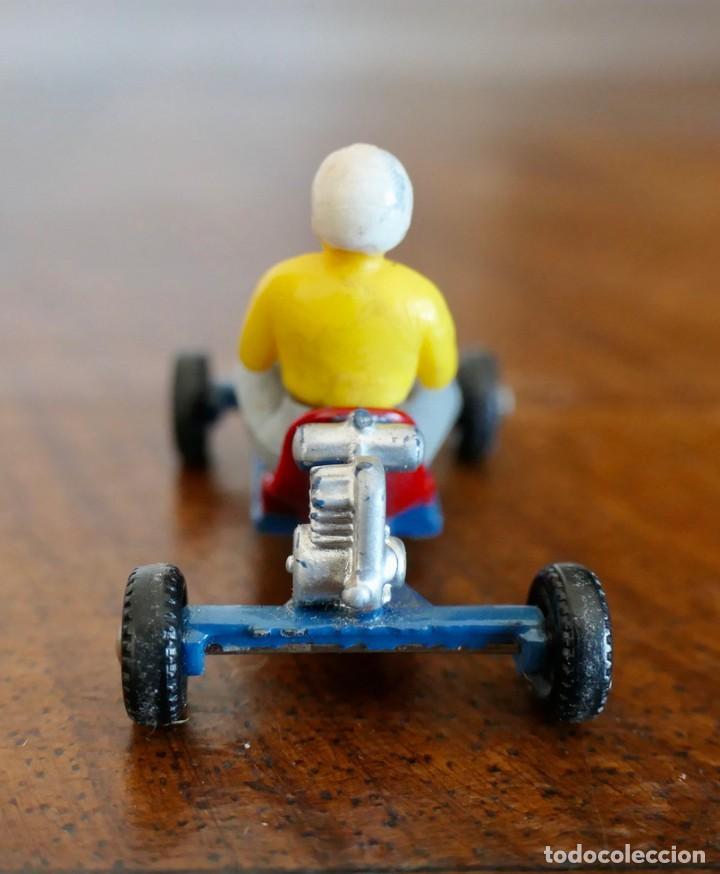 Coches a escala: Dinky Toys-France - Scale 1/43 - Lesko Kart - Nº 512 - AÑOS 60- CAJA ORIGINAL - Foto 5 - 278213218